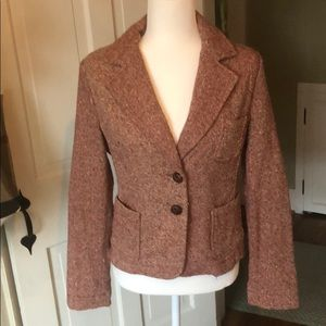 Cienporcien tweed jacket size M.